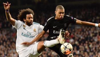 Real – PSG : duel entre deux favoris pour la victoire finale