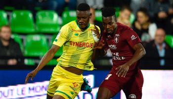 Nantes – Metz : un but d'écart