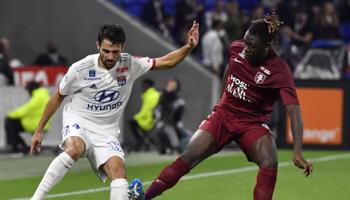 Metz – Lyon : l'OL n'est plus dans la première partie de tableau