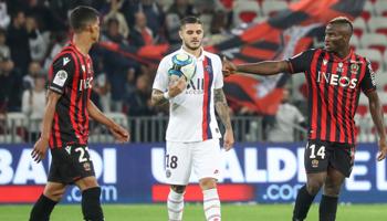 Paris – Nice : le PSG est trop fort pour la Ligue 1