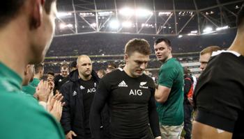 Nouvelle-Zélande – Irlande : les All-Blacks semblent intouchables