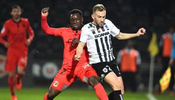 Angers – Nice : le SCO n'encaisse pas à domicile lors d'un match sur deux