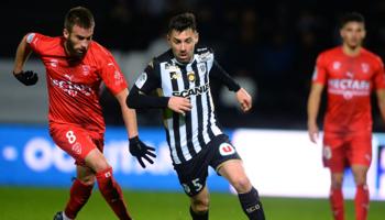 Nîmes -Angers : 4ème victoire avec deux buts d'avance