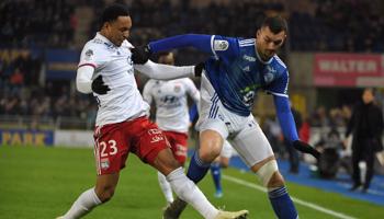 Lyon – Strasbourg : premier but déterminant
