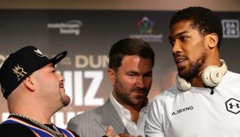 Ruiz – Joshua : la revanche dans les dunes