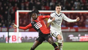 Bordeaux – Rennes : le Stade Rennais bétonne à l'extérieur