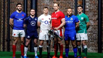 Six Nations : pariez sur le pays qui va gagner ce tournoi de rugby.