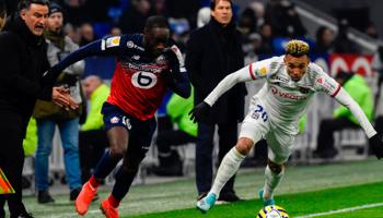 Lille – Lyon : le LOSC mène souvent 1-0 à la mi-temps