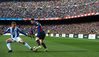 Barcelone – Espanyol : derby barcelonais