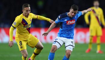Barcelone – Naples : toujours invaincus en LdC cette saison