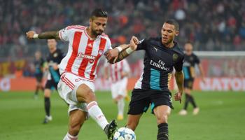 Olympiakos – Arsenal : affiche de la Ligue Europa