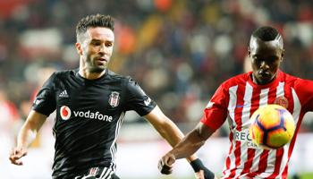 Besiktas – Antalyaspor : Les Aigles Noirs sont excellents à domicile