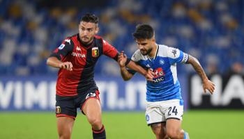 Genoa – Naples : 15 matchs d'invincibilité pour les Partenopei