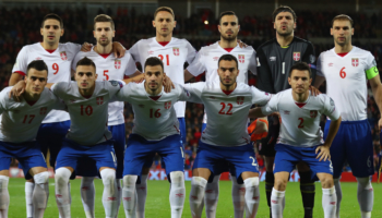 Σερβία – Χιλή: Τεστάρουν τις δυνάμεις τους οι «αετοί»