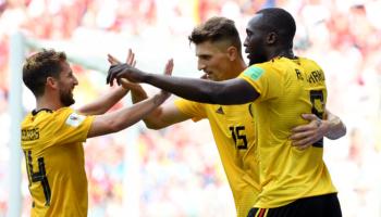 Αγγλία – Βέλγιο: Χέρι-χέρι στην επόμενη φάση
