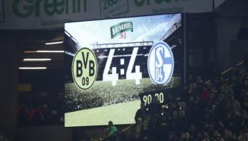Σάλκε – Ντόρτμουντ: Το μεγαλύτερο ντέρμπι της Bundesliga!