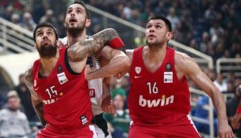 Παναθηναϊκός – Ολυμπιακός: Ωρα για ντέρμπι «αιωνίων» στη EuroLeague!