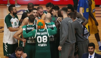 Μακάμπι Τ.Α. – Παναθηναϊκός: Το «σοκ» με Παππά, ο Σφαιρόπουλος και το… 1-8!