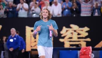 Australian Open: Το… έπος του Τσιτσιπά αποκλείοντας τον Φέντερερ!