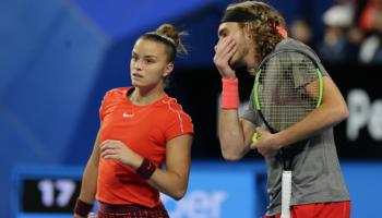Τσιτσιπάς – Σάκκαρη: Εύκολες προκρίσεις στο Australian Open 2019
