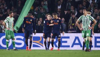 Σεβίλλη – Βαλένθια: Ολα για το Champions League!