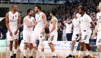 Ρεάλ Μαδρίτης – Ζαλγκίρις: Από τις νίκες τους στην Αθήνα