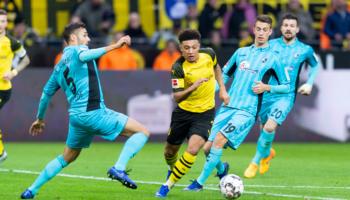 Φράιμπουργκ – Ντόρτμουντ: Δεκαπέντε ματς χωρίς ήττα