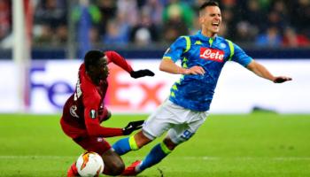 Αρσεναλ – Νάπολι: Χωρίς νίκη στην Αγγλία οι Ιταλοί