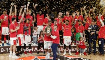 ΤΣΣΚΑ Μόσχας – Euroleague 2019: Η πρωταθλήτρια Ευρώπης!
