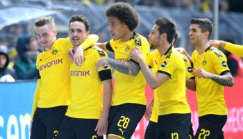 Γκλάντμπαχ – Ντόρτμουντ: Το βλέμμα σε πρωτάθλημα και Champions League!