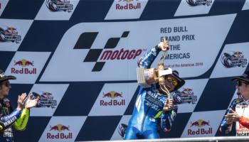 Moto GP: Με… φόρα από τις ΗΠΑ ο Ρινς!