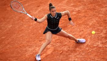 Σάκκαρη – Σινιάκοβα: Να βρεθεί ξανά στον 3ο γύρο του Roland Garros!
