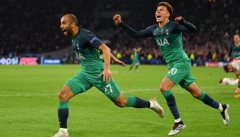 Τότεναμ – Εβερτον: Νίκη κι έφυγε για Μαδρίτη!