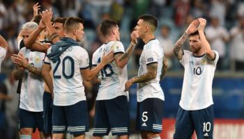 Αργεντινή – Χιλή: Για το… χάλκινο του Copa America!