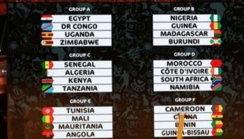 Το 32ο Copa Africa κάνει σέντρα στην Αίγυπτο!