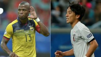Ισημερινός – Ιαπωνία: Ο νικητής στους «8» του Copa America!
