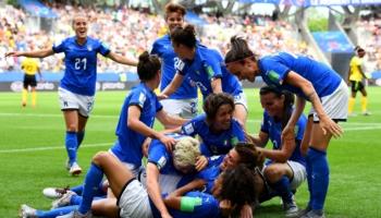 Ιταλία – Βραζιλία: Ντέρμπι στο Παγκόσμιο Κύπελλο Γυναικών!