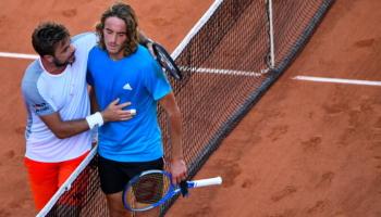 Λύγισε ο Τσιτσιπάς, ρεκόρ στο Roland Garros o Ναδάλ!