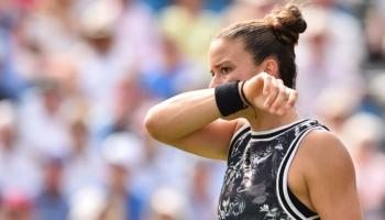 Σβιτόλινα – Σάκκαρη: Για την υπέρβαση στο Wimbledon