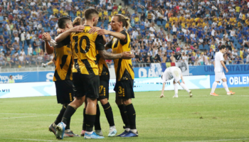 ΑΕΚ – Europa League: Τα στατιστικά της Ένωσης!