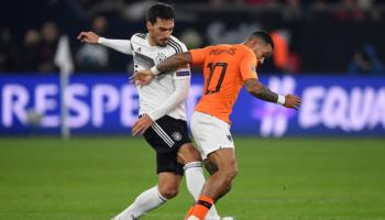 Γερμανία – Ολλανδία: Για την κορυφή στον όμιλο!