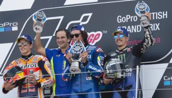 Moto GP: Τα βλέμματα στο Grand Prix του Σαν Μαρίνο!