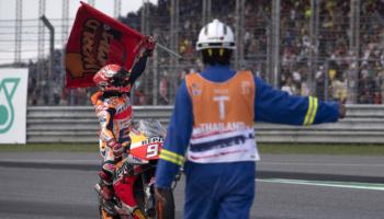 Μαρκ Μάρκεθ: Γράφει ιστορία στο Moto GP!