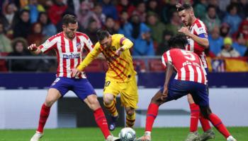 Μπαρτσελόνα – Ατλέτικο Μαδρίτης: Για μία θέση στον τελικό