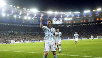 Il fenomeno Messi vs il Condottiero Vidal: Cile e Argentina si giocano la Copa America