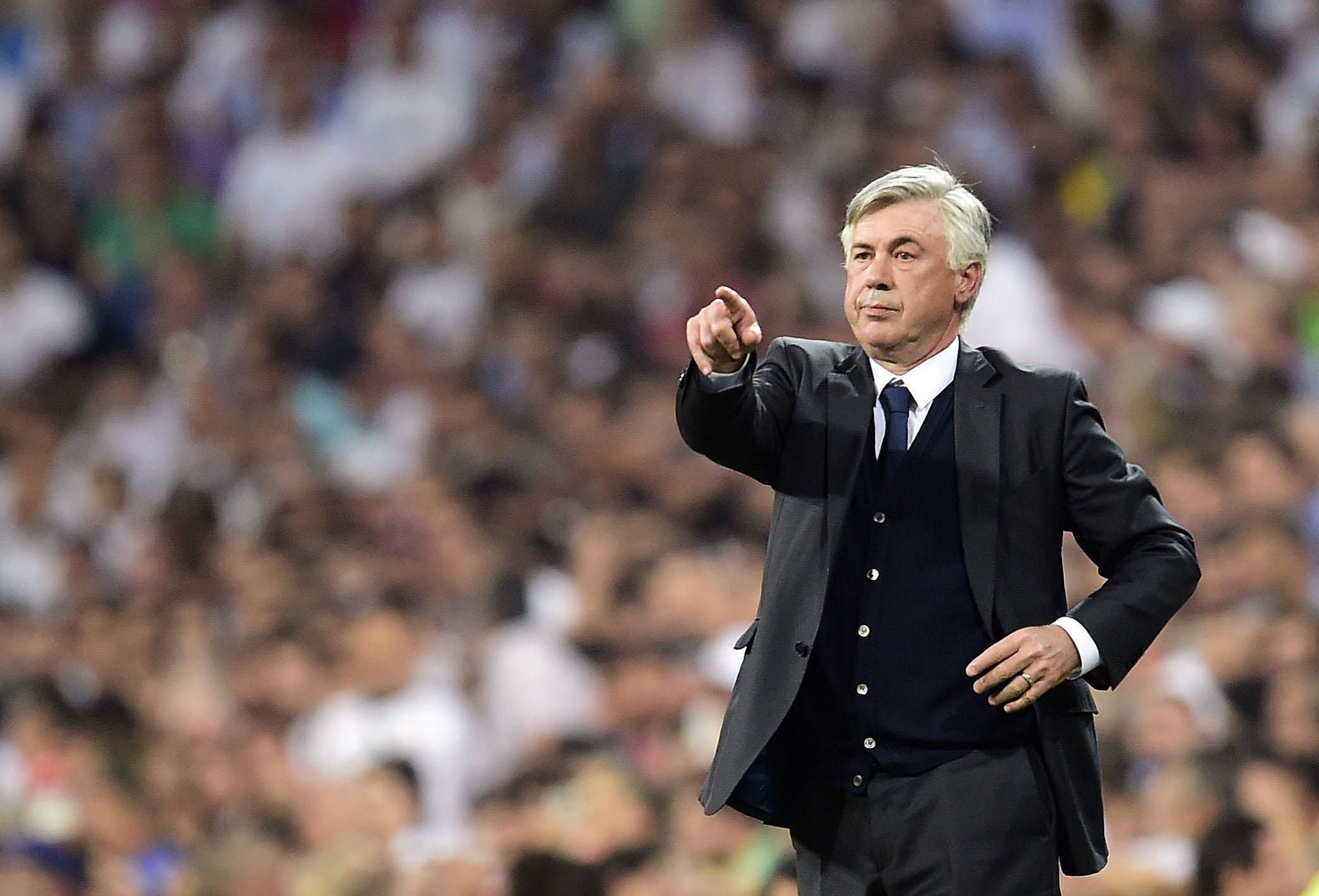 Carlo Ancelotti è sempre nei sogni della tifoseria giallorossa
