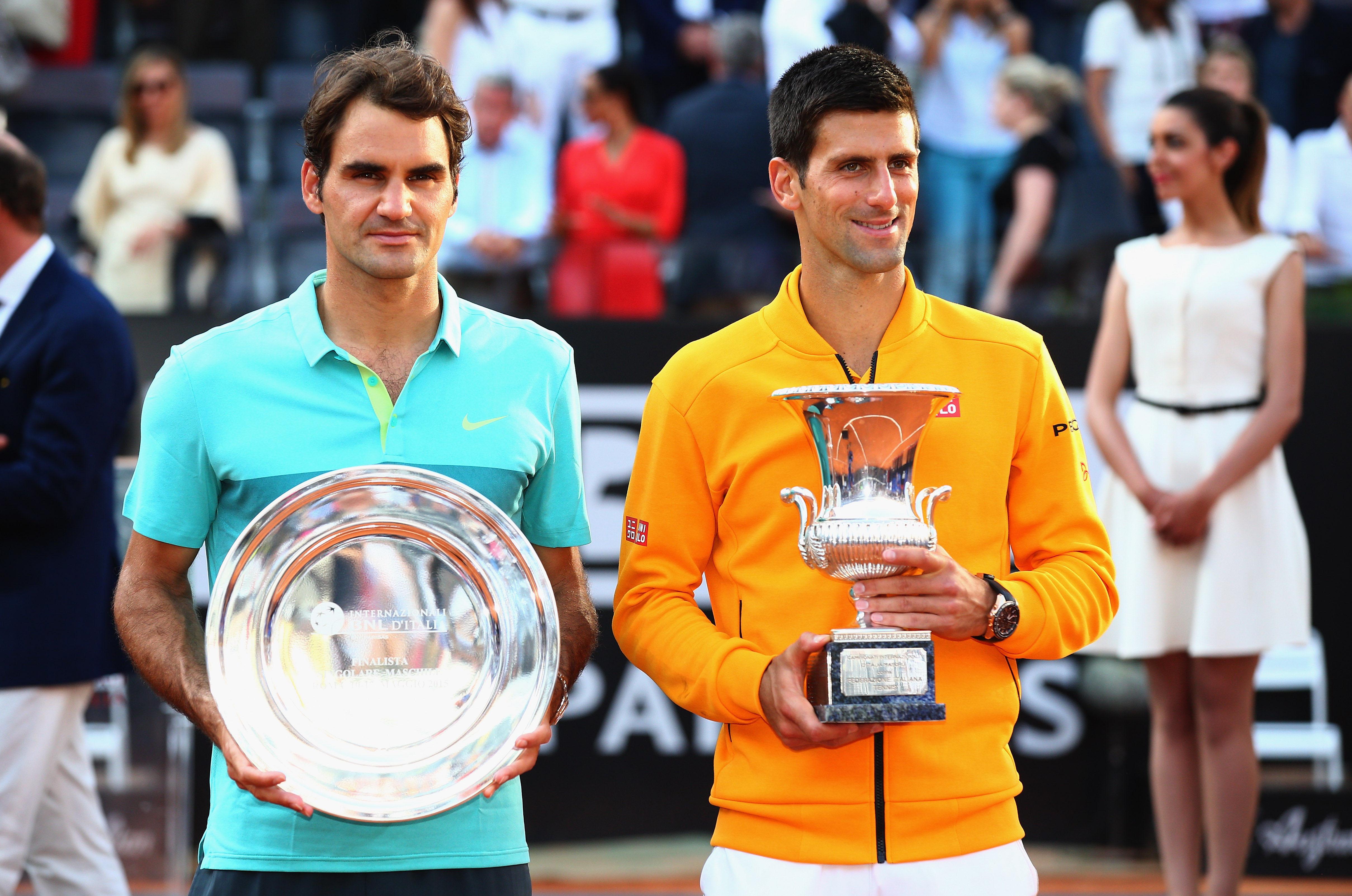 Un 2015 straordinario per Djokovic: 3 Slam e 6 Masters 1000