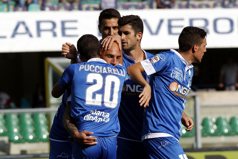 AC Chievo Verona v Empoli FC - Serie A