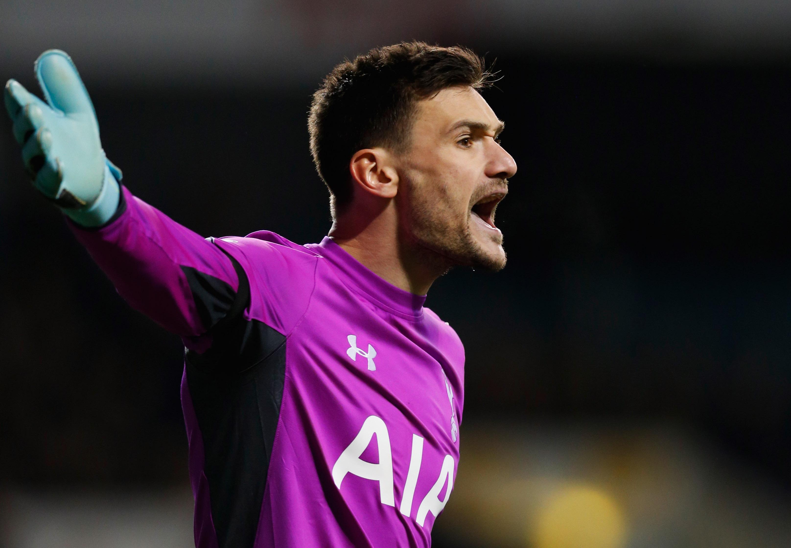 Hugo Lloris, tre stagioni al Tottenham