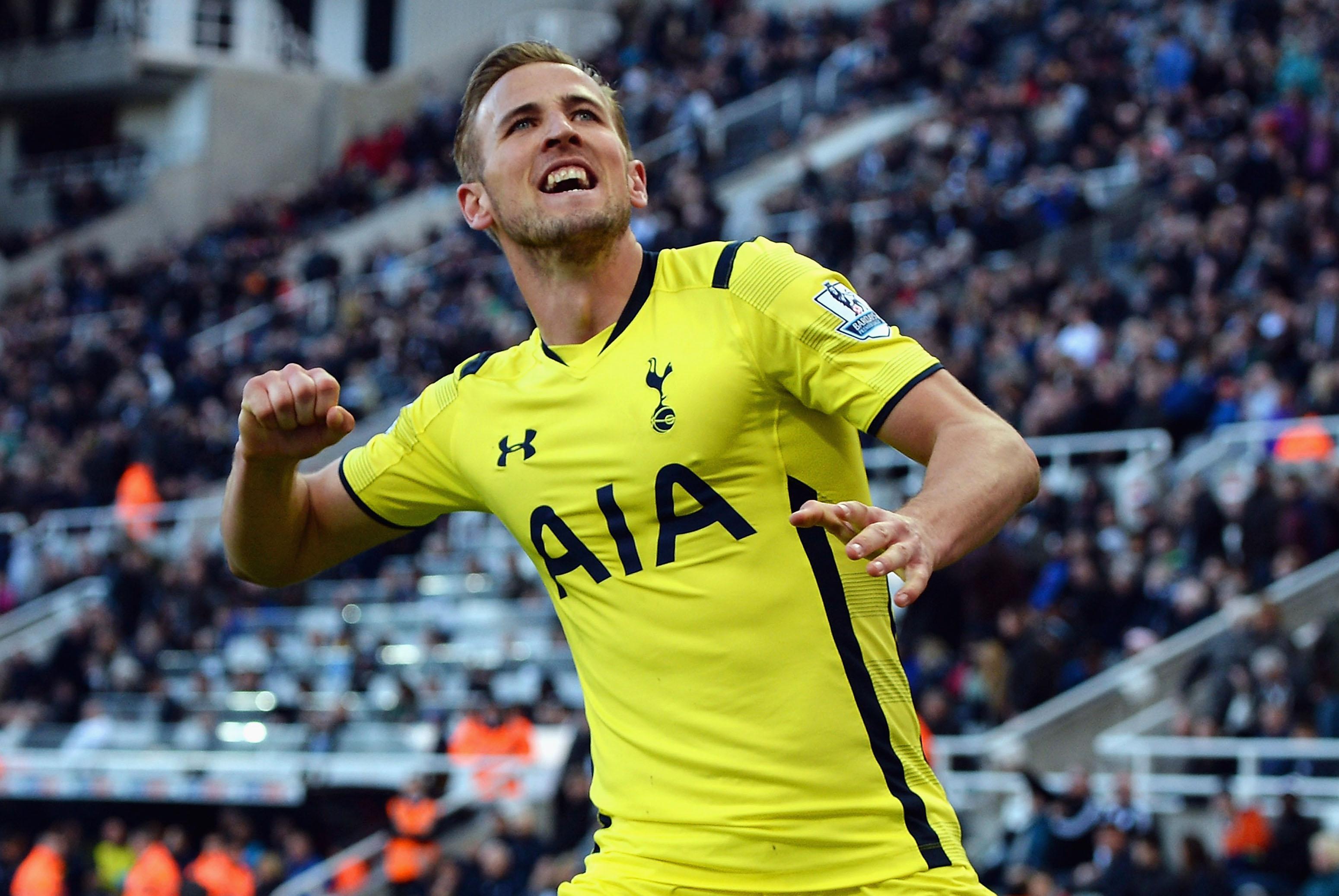Harry Kane, 9 gol nelle ultime dieci gare in Premier League